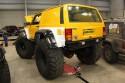 Jeep Cherokee XJ 89, 6.3L V8 - XEVIL, tył
