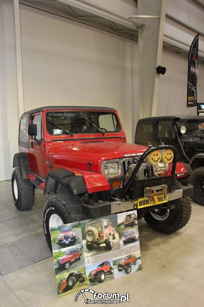 Jeep Wrangler 4.0L