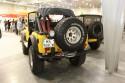 Jeep Wrangler, tył