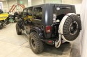 Jeep Wrangler Unlimited, tył