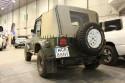 Jeep Wrangler, zielony wojskowy kolor