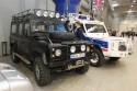 Land Rover Defender, samochód wyprawowy