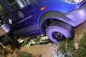 Mercedes Oberaigner 6x6, podgląd podwozia