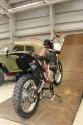 Motor do skoków na rampie