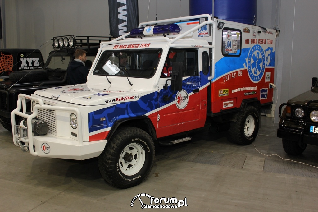 Off Road Rescue Team, Tarpan