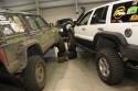Samochody terenowe, Jeepy Cherokee i Grand Cherokee