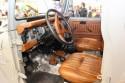 Toyota Land Cruiser 40 Diesel, wnętrze