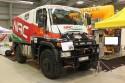 Unimog - Ciężarówka NAC Rally Team