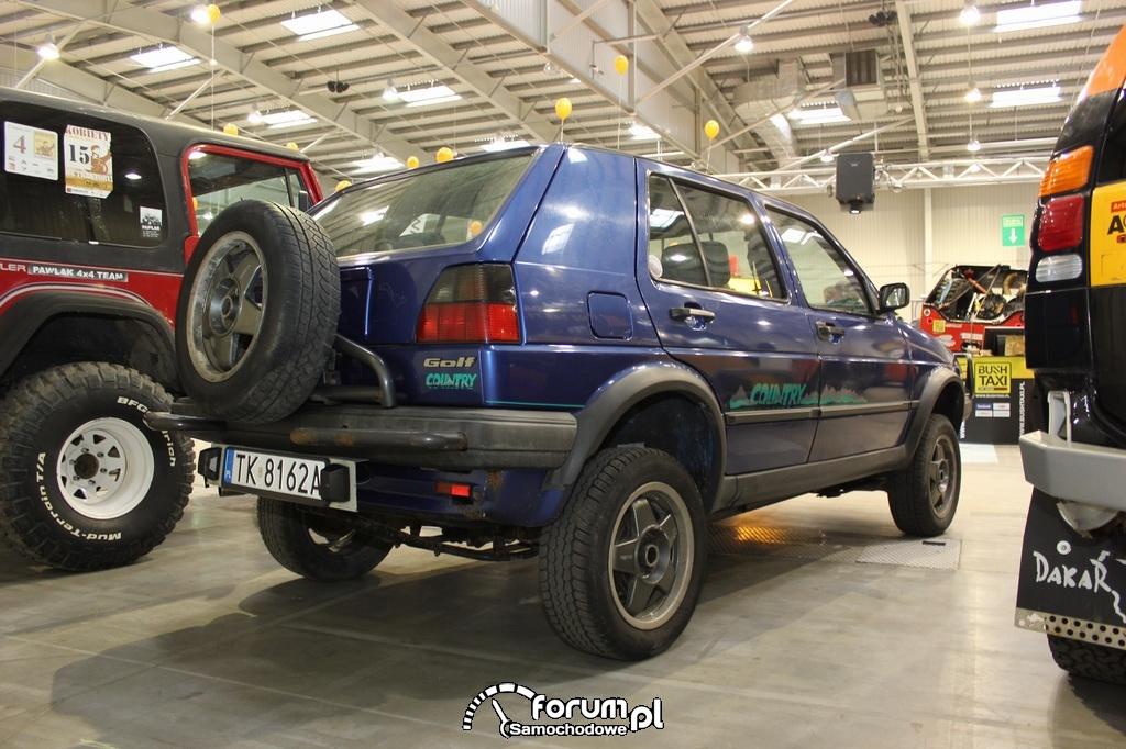 Volkswagen Golf Country 4x4