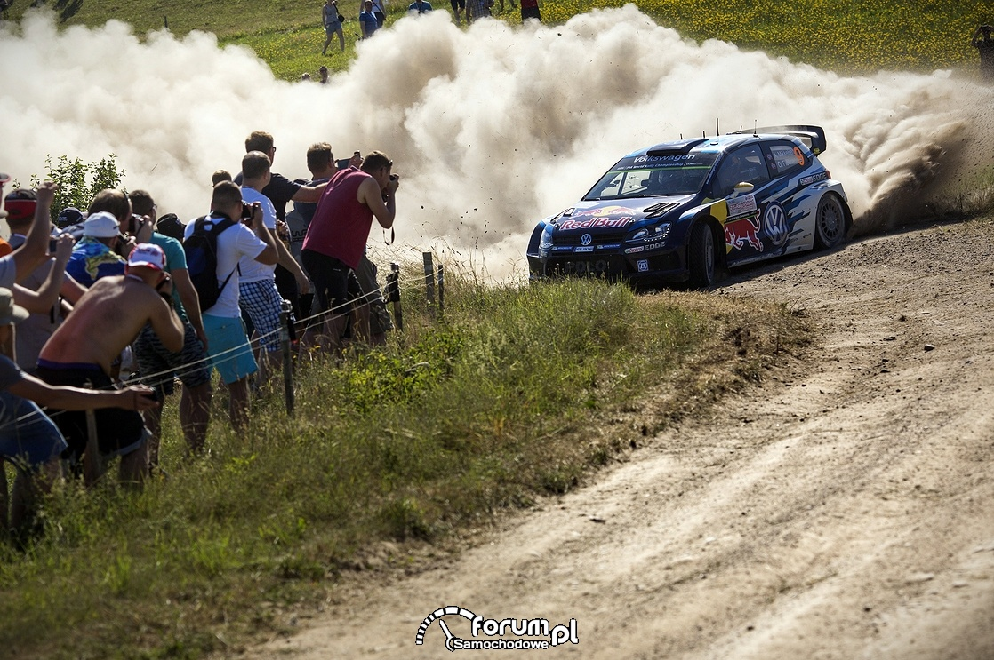 Volkswagen Polo R WRC, 2