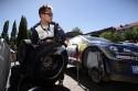 Zmiana koła w VW Polo WRC