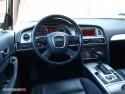 Audi A6 - wnętrze