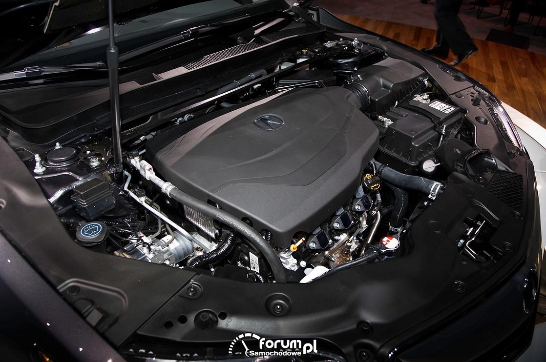 Acura TLX, silnik, 2015