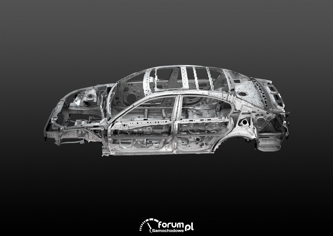 Lexus GS, karoseria