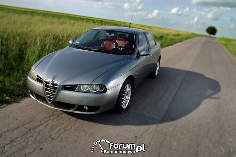 Alfa Romeo 156 2,4 JTD Multi-Jet 200KM - Qki007