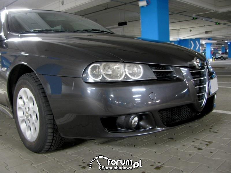 Alfa Romeo 156 - pakiet Ti