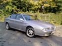 Alfa Romeo 166, bok prawy