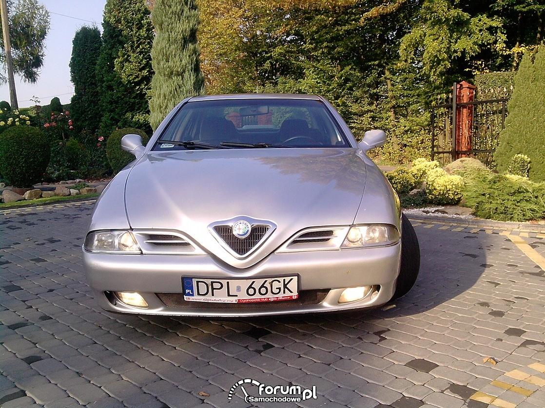 Alfa Romeo 166, przód