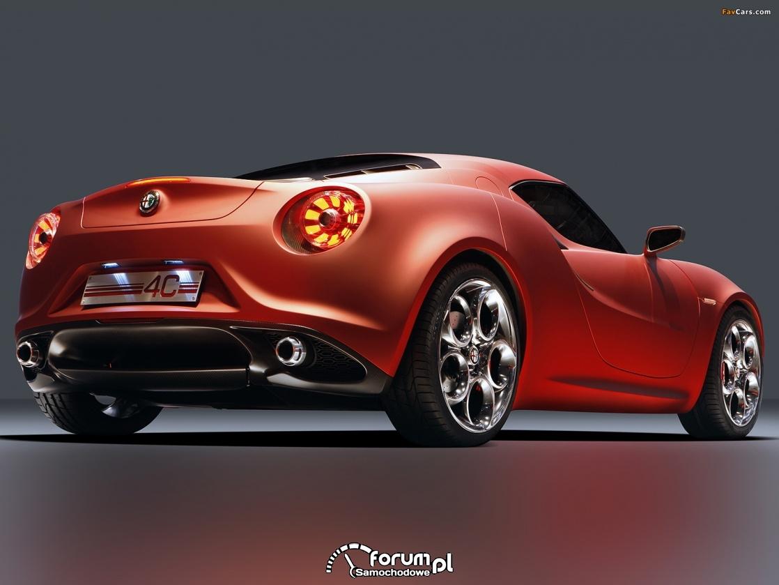 Alfa Romeo 4C (concept car)