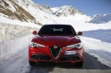Alfa Romeo Stelvio, przód