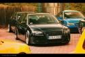 Audi A4 B7 kombi, czarny, Tuning, ASTW