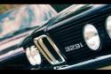 BMW 323i E21, światła, ASTW