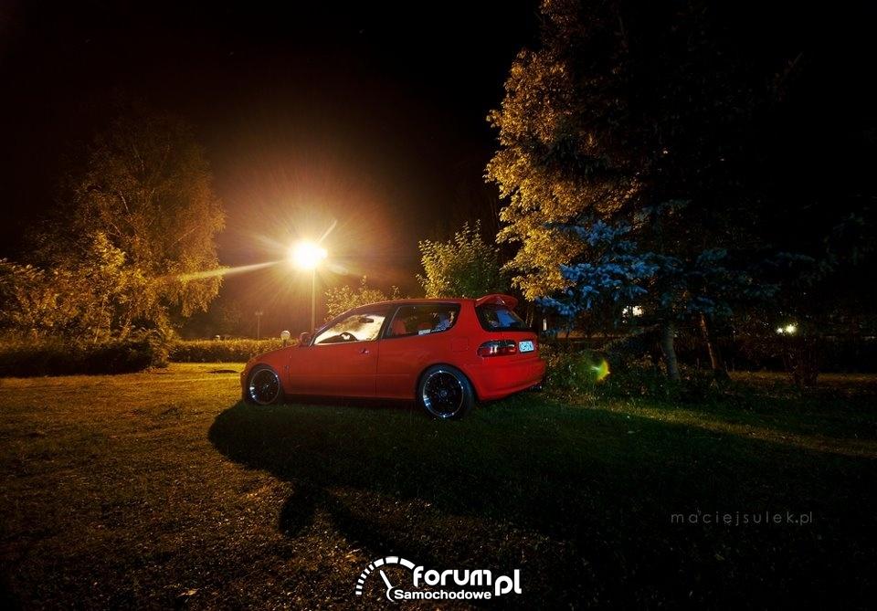 Honda Civic V, Tuning, Noc, ASTW, 2