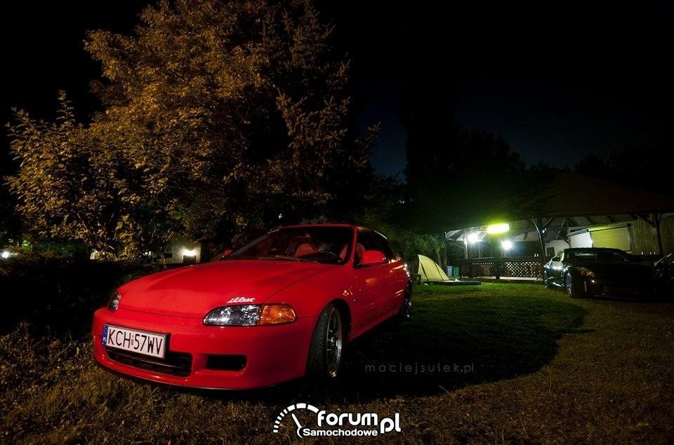 Honda Civic V, Tuning, Noc, ASTW