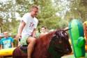 Ujeżdżanie byka, ASTW, 2