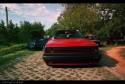 VW Golf II czerwony, Tuning, ASTW