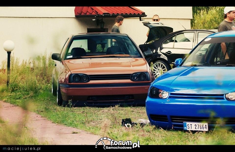 VW Golf III, Tuning, ASTW