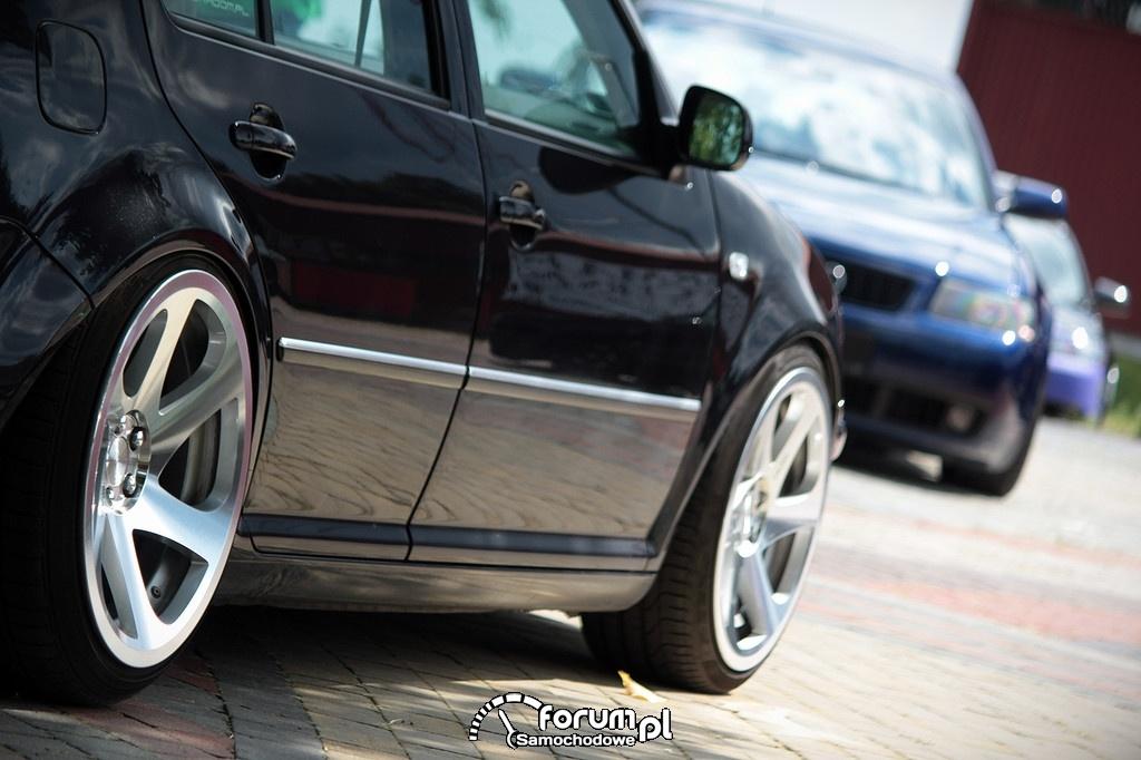 Alufelgi, VW Bora, 2