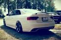 Audi A5, tył