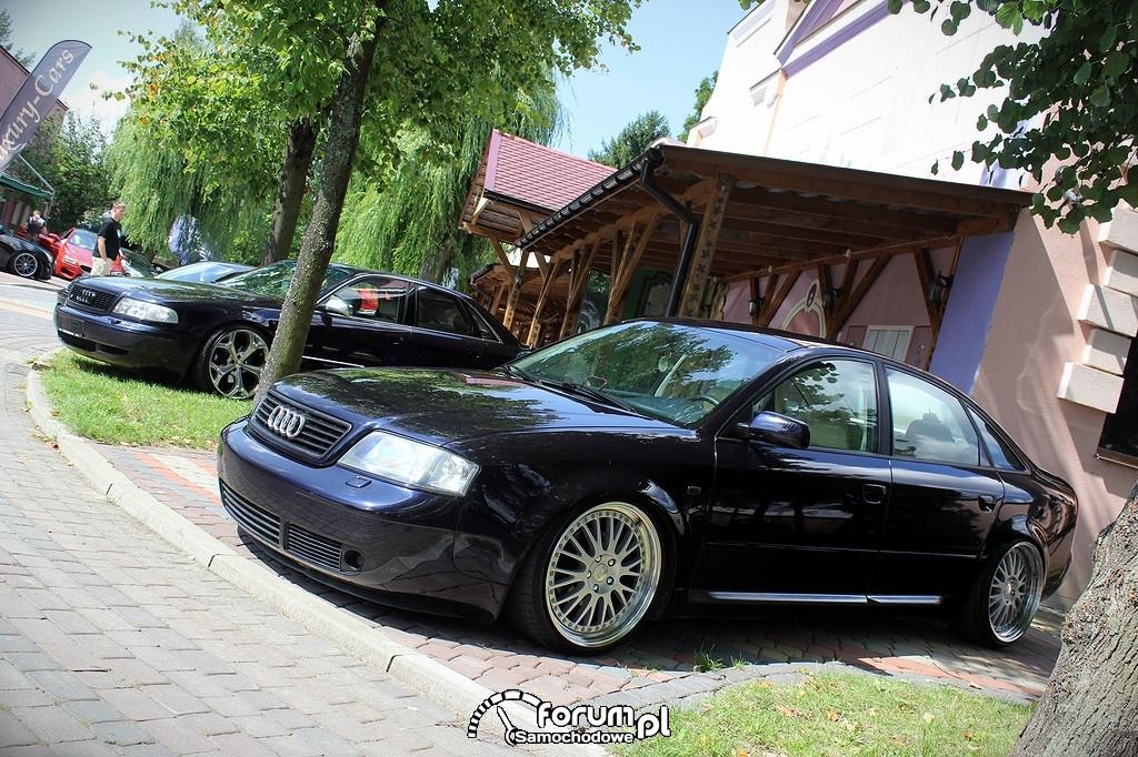 Audi A6 C5 Sedan Zdjęcie Allstars Tuning Weekend Skaryszew 2014