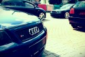 Audi S3 8L, przedni grill