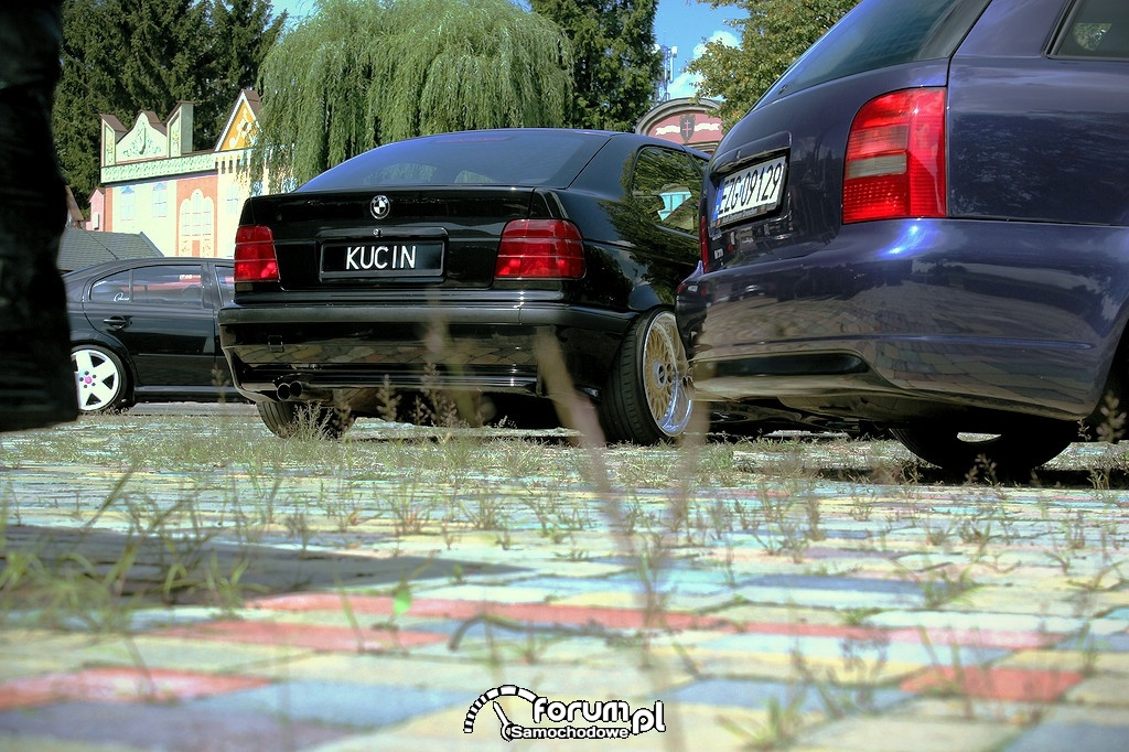 BMW e36 compact, KUCIN