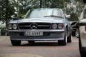 Mercedes R107 560 SL, przód