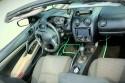 Mitsubishi Eclipse cabrio, wnętrze