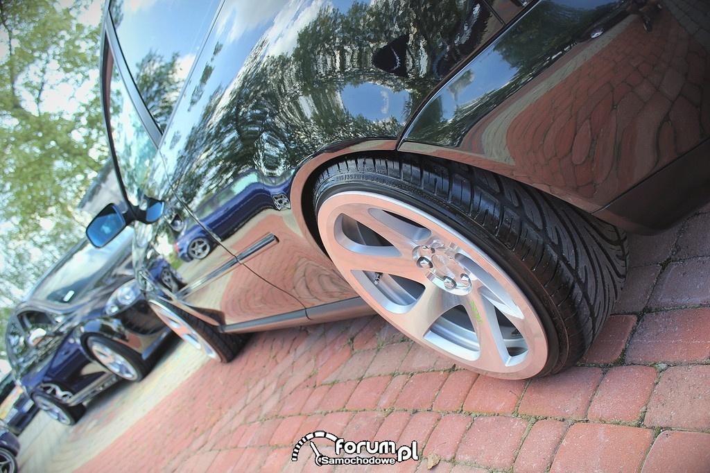 Szerokie alufelgi, Audi A3