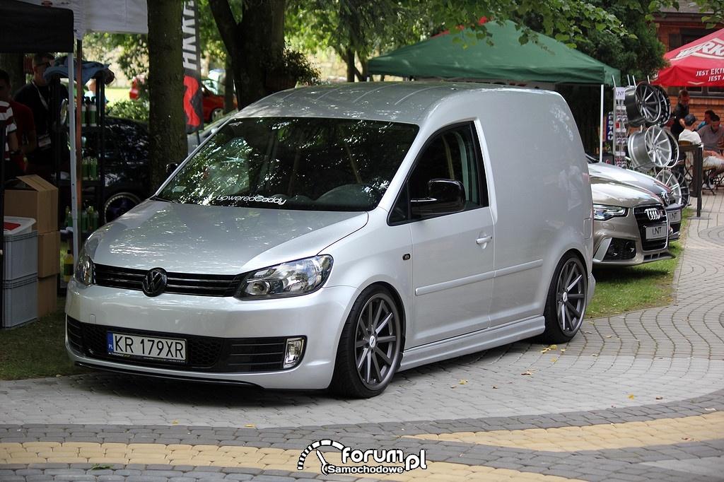 VW Caddy 2014