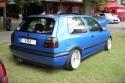 VW Golf III VR6, tył