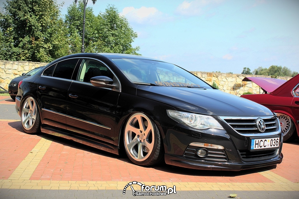 vw passat cc zdj cie allstars tuning weekend skaryszew 2014. Black Bedroom Furniture Sets. Home Design Ideas