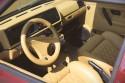 Wnętrze, VW Golf II GTI