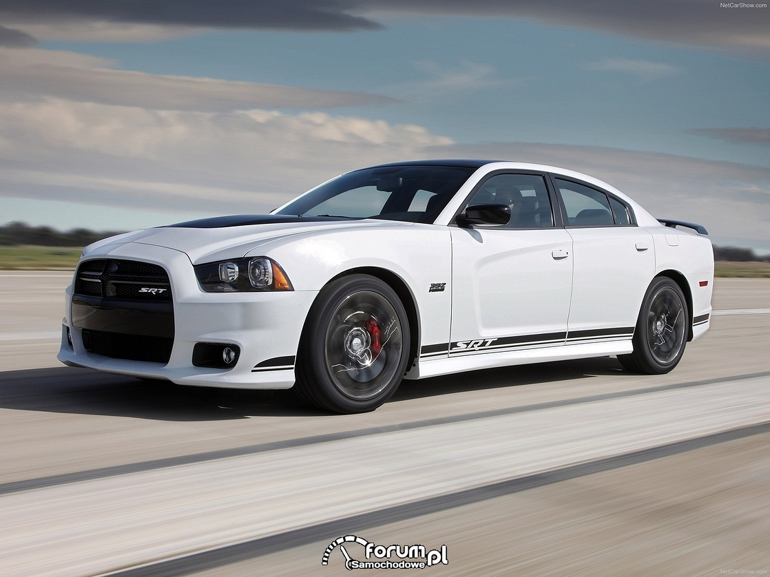 2012-2014 Dodge Charger SRT8, American Muscle