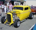 Three Window Coupe Hotrod 6791