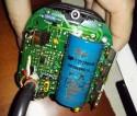 Akumulator, bateria GP280BNKx6, 7.2V 280mAh
