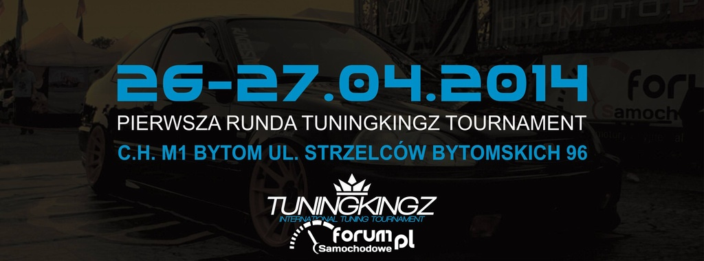 Tuning Kingz - nowy cykl imprez tuningowych