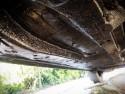 Zabezpieczenie podwozia samochodu - Toyota Yaris II, 2