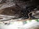 Zabezpieczenie podwozia samochodu - Toyota Yaris II, 3
