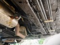 Zabezpieczenie podwozia samochodu - Toyota Yaris II